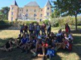 5èmes au Château de la Buzine