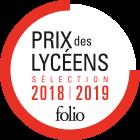 2nde : Prix des Lycéens Folio 2018-2019
